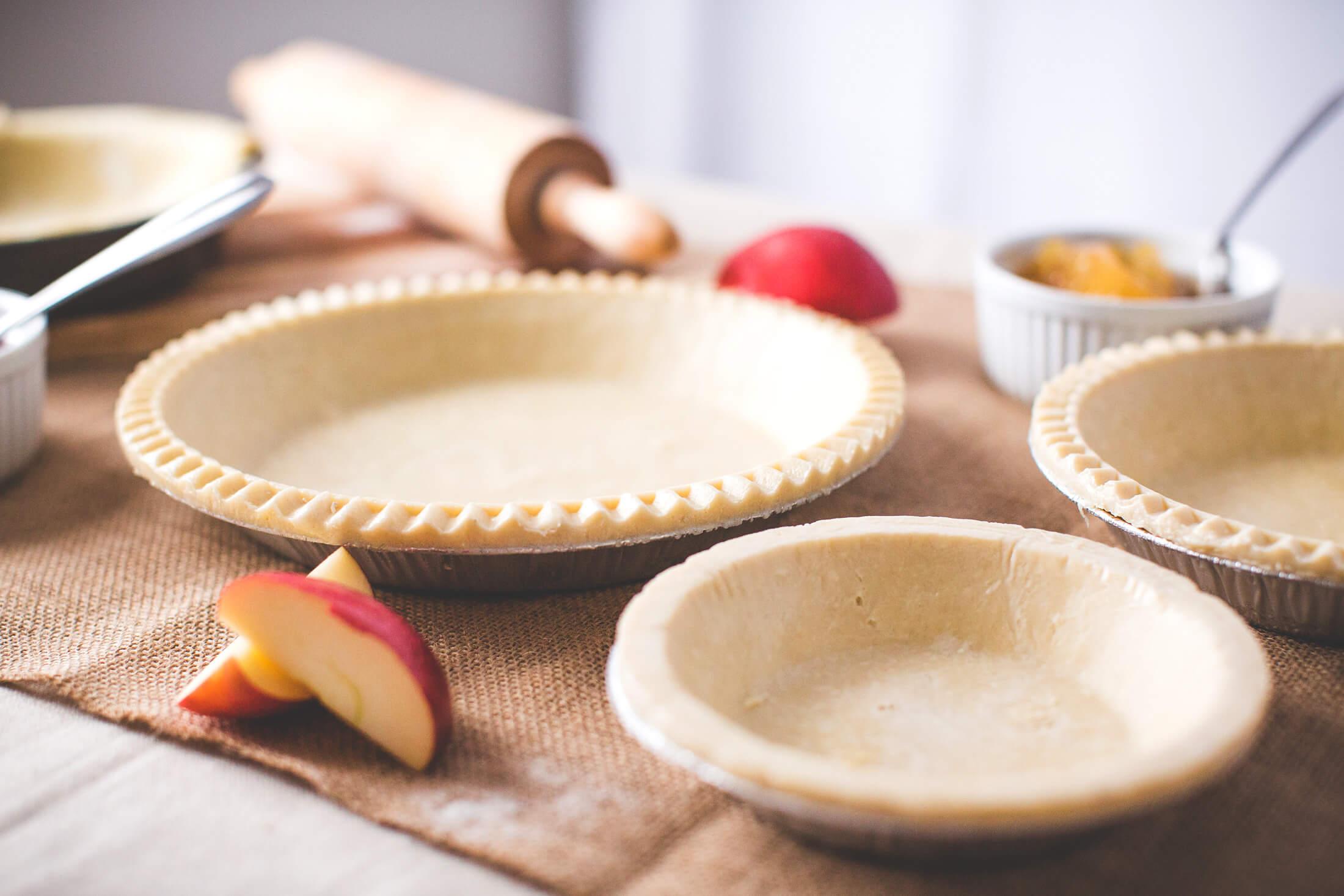 Boston Baking Raw Pie Shells