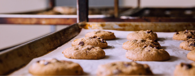 Boston Baking capabilities fresh-baked cookies